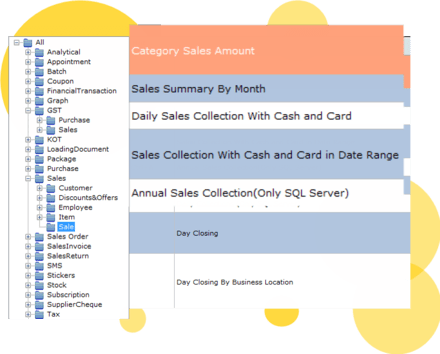 POS system for clothing boutiques