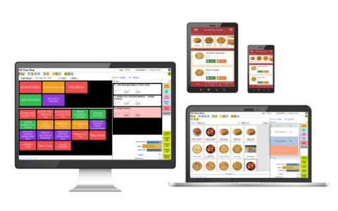 Best Pizza Shop POS Software