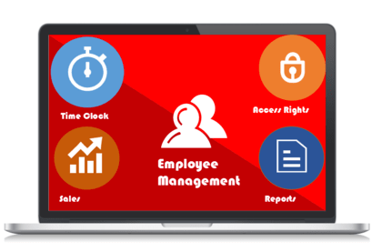 Employee Time Clock Management System