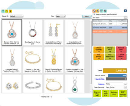 Best POS software for Jewelry Store