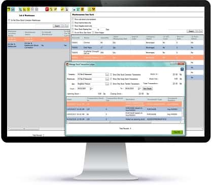Inventory Control POS System for Restaurants