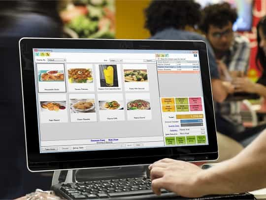 Cake and bakery billing software