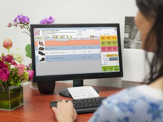 Desktop pos billing software