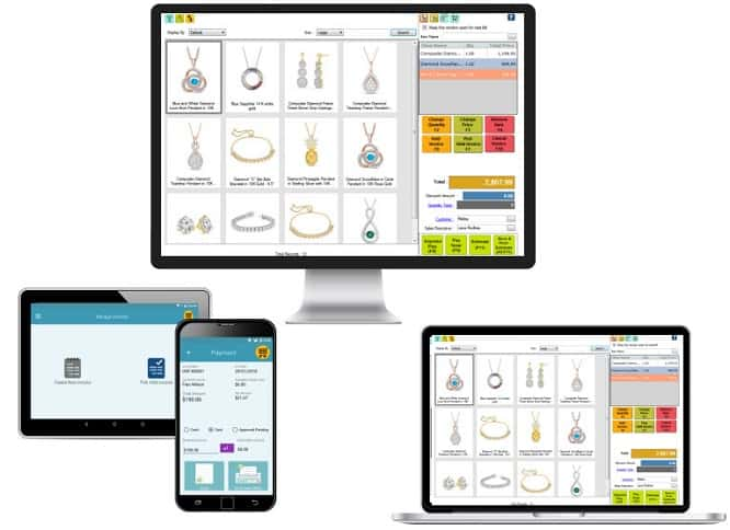 Manage Billing inventory reports of your jewelry store
