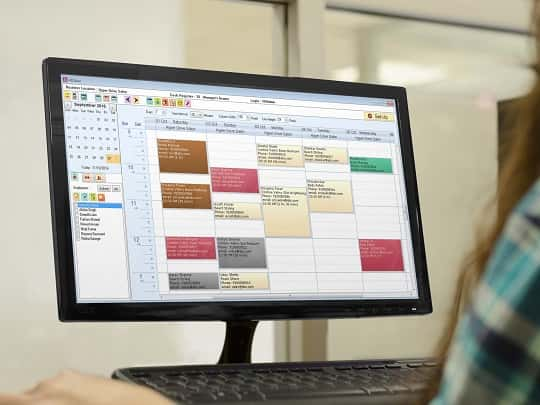 Appointment Scheduling System