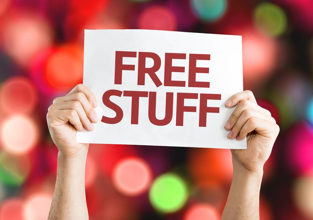 Free Stuff offer